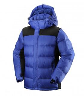 Outdoor men's light down jacket