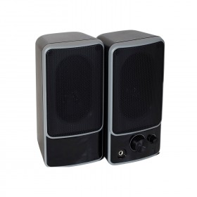 Wireless portable computer speaker with HD sound