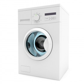 WS series font loading washer with automatic water level adjustment