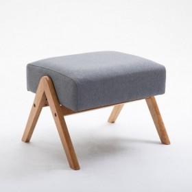 Modern wood stool